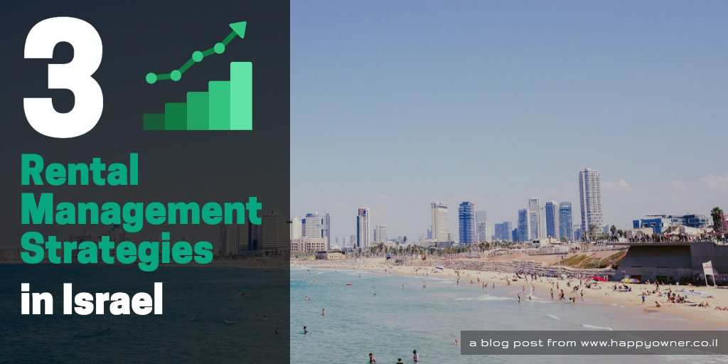 Rental Management Strategies In Israel
